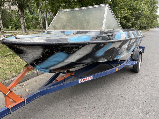 Продам лодку Крым 1