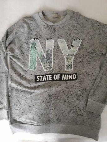 Sprzedam bluzę Zara 164cm cena 35zł