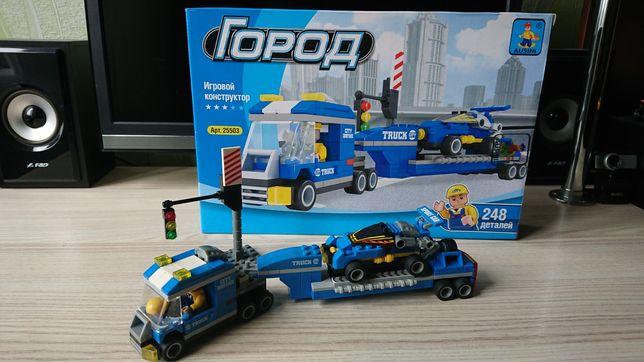 Lego Лего фура з машиною