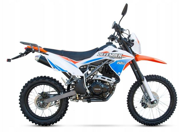 Full Cross MIKILON DEFENDER 150cc 250 cc Raty Transport