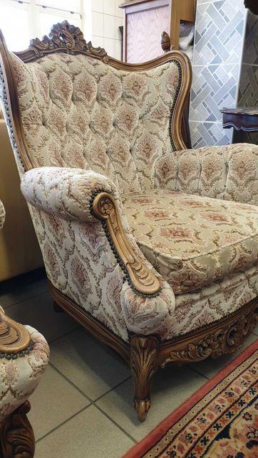 Dwa stylowe fotele