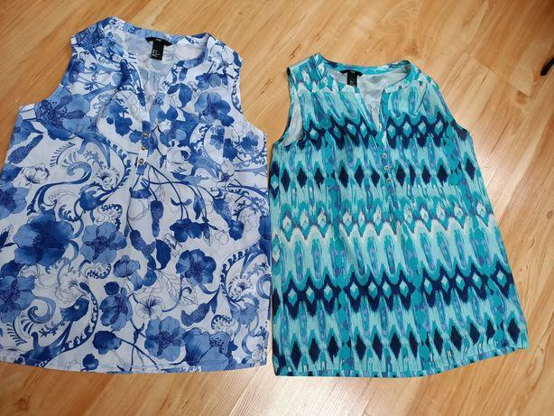 Bluzki H&M we wzory