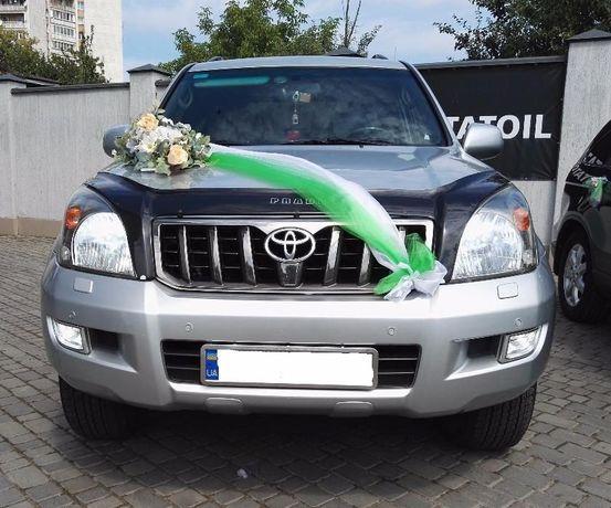 Весільний кортеж, прокат автомобілів для весілля