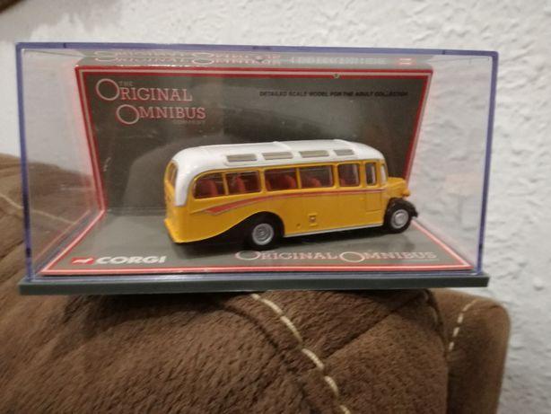 CORGI-The Original Omnibus-Bedford OB With Quarterlights Malta-Ed.Lim.