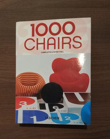 1000 Chairs - Charlotte & Peter Fiell