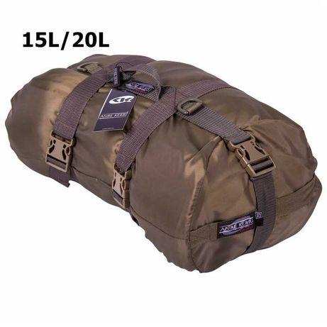 Компрессионный мешок/сумка/чехол для спального мешка/Компресійний мішо