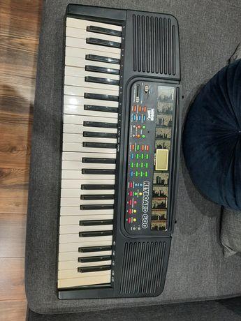 Keyboard 600 music