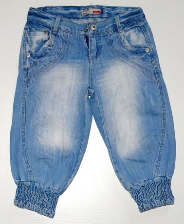 Модные Шорты бриджи Name it для девочки на 6-7 лет, рост 122 см