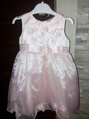 Супер нарядное платье на (12-18м) Ladybird