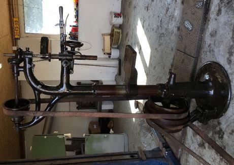 Niemiecka wiertarka przedwojenna zabytkowa antyk loft do biura warszta