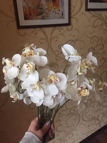 Орхидея искусственная ветки
