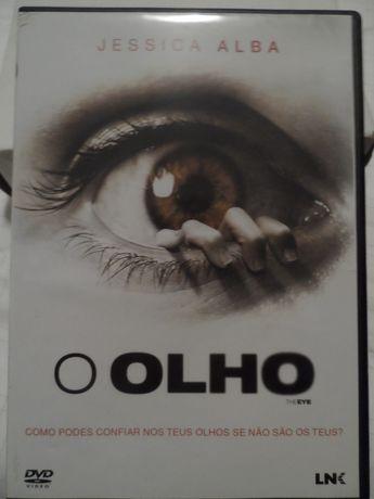 DVD - O Olho (Jessica Alba)