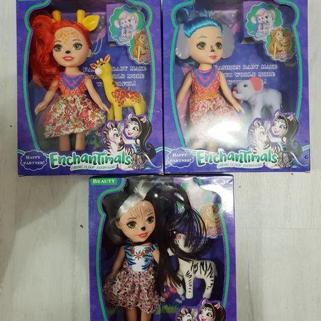 Большая кукла Enchantimals 30 см.