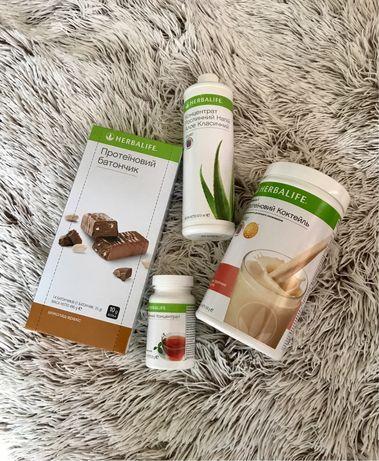 Продукты сбалансированное питание Herbalife