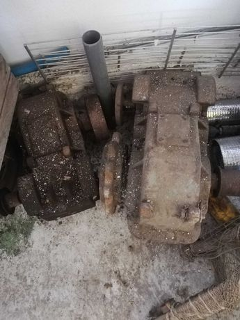 Przekładnie do betoniarek