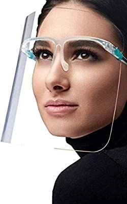 Захисний щиток екран маска для обличчя защитный