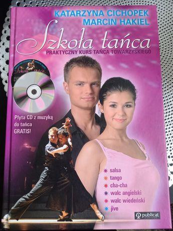 Książka do nauki tańca