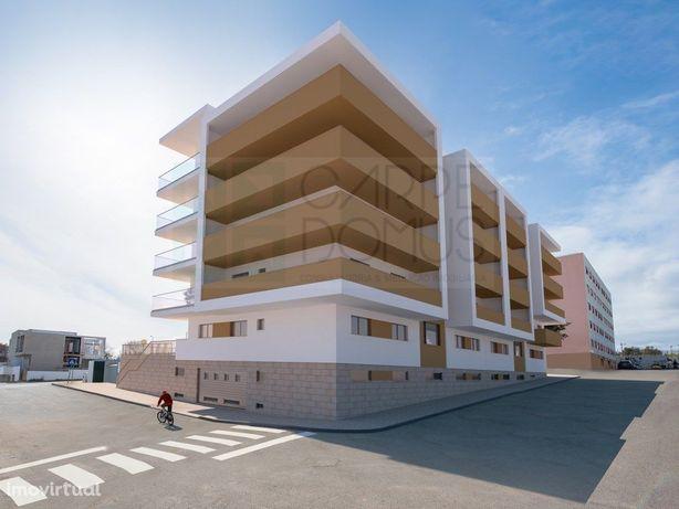 Apartamentos T3 no Edifício Comfort - Portimão