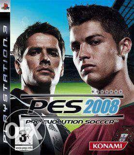 Vendo jogo PES 2008 como novo