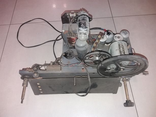 Radio lampowe ECH11 EM11 ECL11
