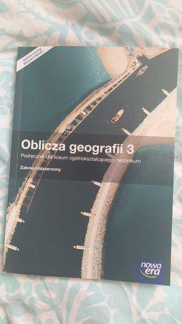 Podręcznik Oblicza geografii 3