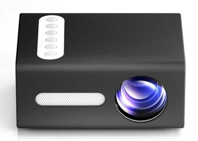 Led Projector T300 Міні портативний мультимедійний проектор