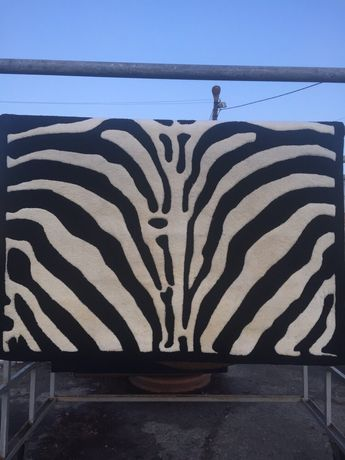 Продам коврик зебра