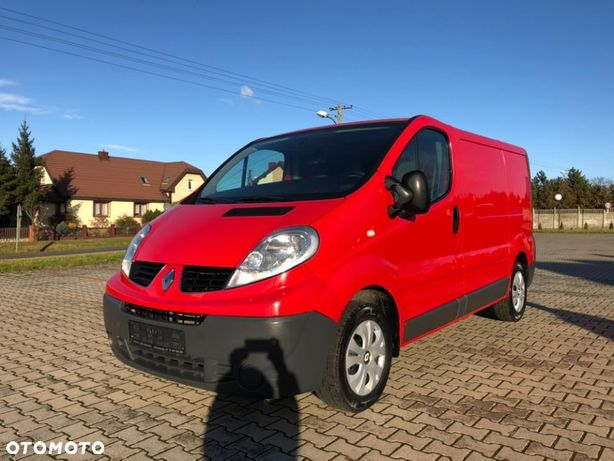 Renault Trafic Vivaro Primastar  Klima Elektryka Blaszak 160 Tys.KM Vat 1