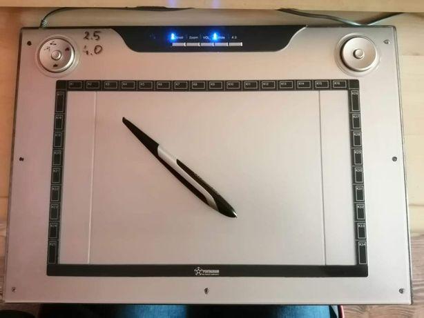 tablet graficzny do rysowania Pentagram O`Pen Wide