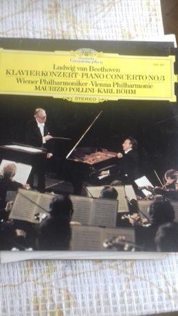 Muzyka poważna. Płyta winylowe. Beethoven