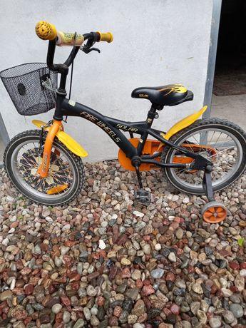 Rowerek dziecięcy  . Kola 16