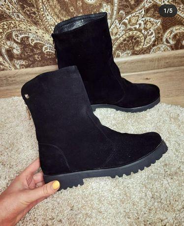 Новые зимние сапоги, ботинки.