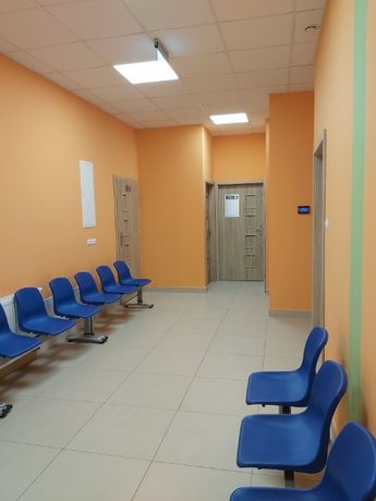 gabinety lekarskie do wynajęcia 123zł/gabinet miesiąc 1 dzień tygodnia