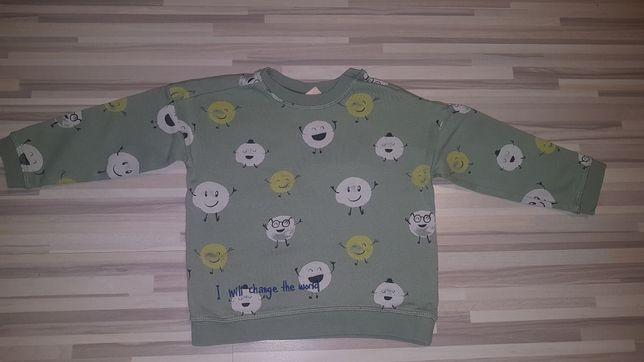 Bluzka bluza H&M 86