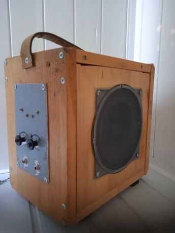 Гітарний підсилювач 25 ват.