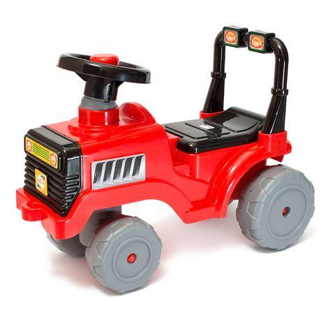 Трактор-толокар