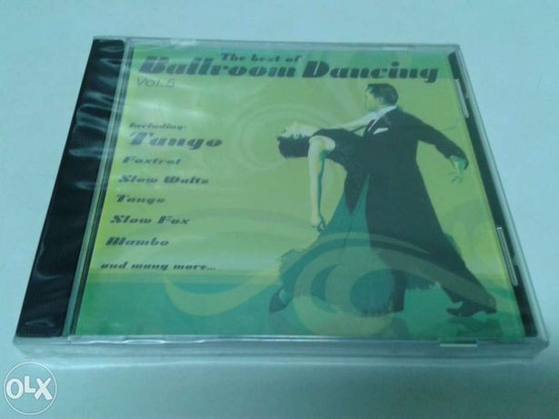 CD The Best Of Ballroom Dancing Vol. 5