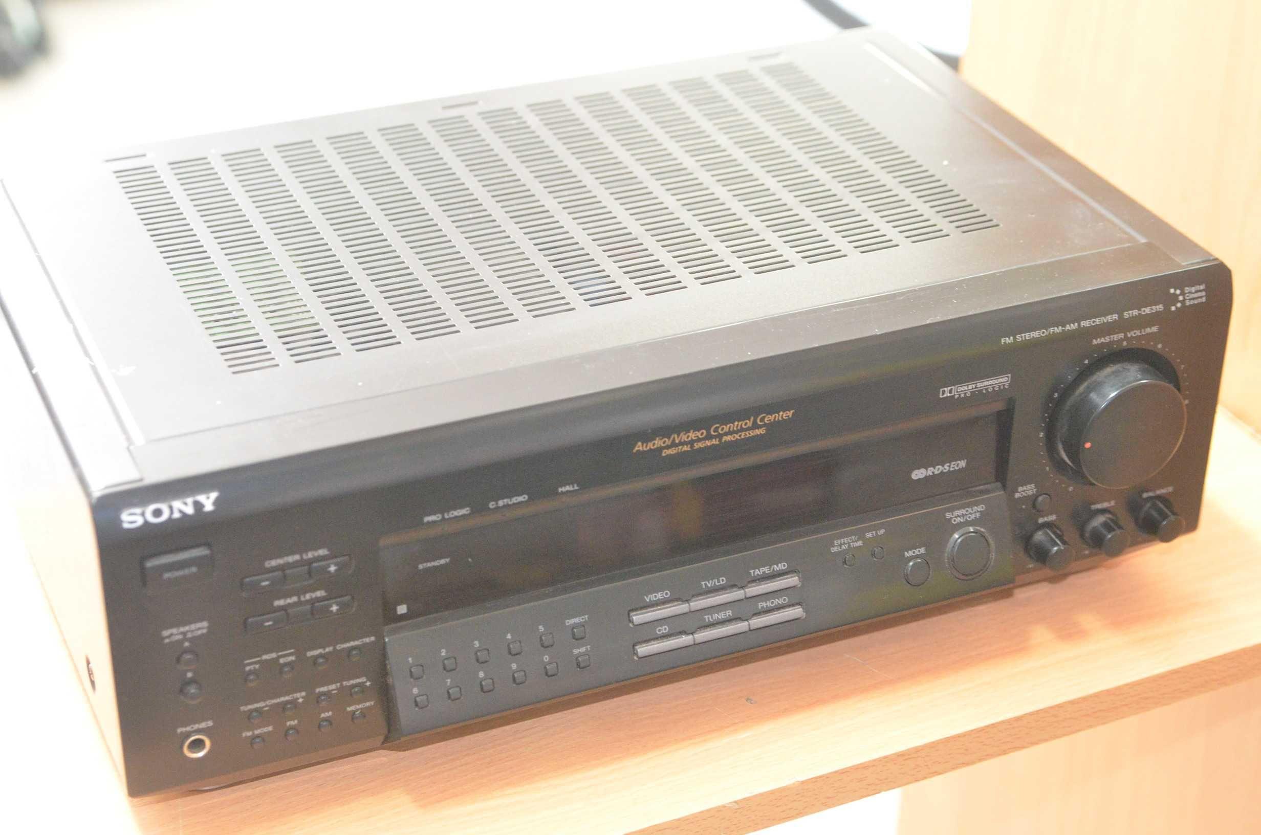 Amplituner stereo SONY STR-DE315 Lombard Tarnów