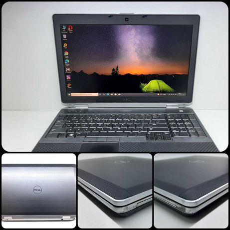 Мощный ноутбук Dell Latitude e6530 CORE I5 3320m/4GB/320GB Гарантия