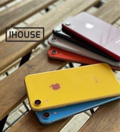 iPhone Xr 64/128/256gb,гарантія до 2 років,магазин «iHouse»