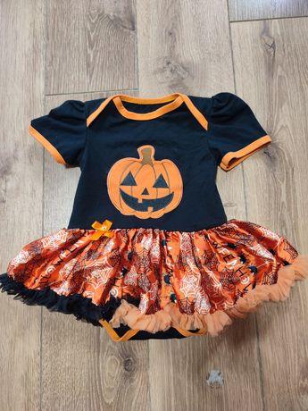 Бодик с юбкой на Хеллоуин