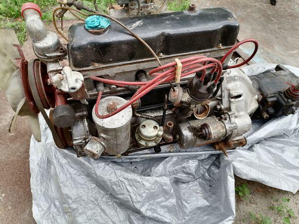Двигатель  ГАЗ-2401