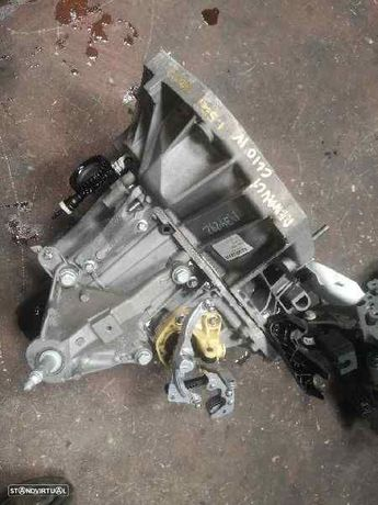 Caixa de Velocidades Renault Clio IV 1.5Dci de 90cv JR5060