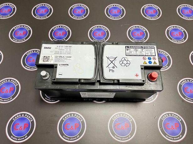 Оригінальний акумулятор гелевий AGM 105AH до BMW...