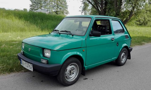 Fiat 126 ładny maluch