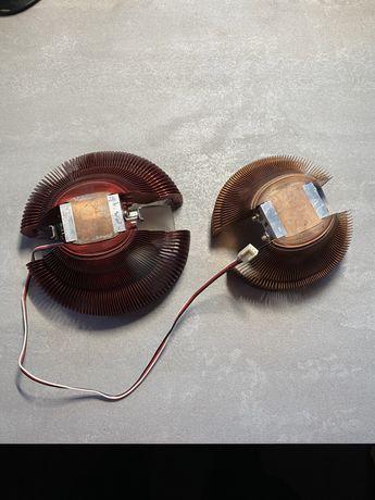 ZALMAN Radiatory do procesora radiator duży z wentylatorem Fatality
