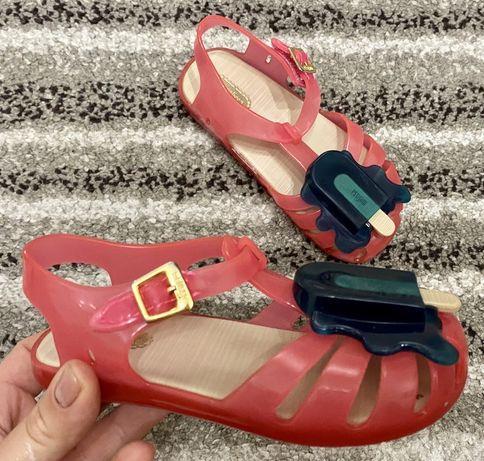 Туфли, босоножки, сандалии Mini Melissa, оригинал 10 размер
