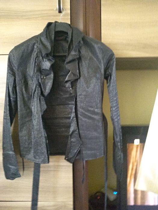 Bluzka damska kolor czarny