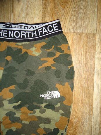 Камуфляжные лосины (леггинсы) The North Face