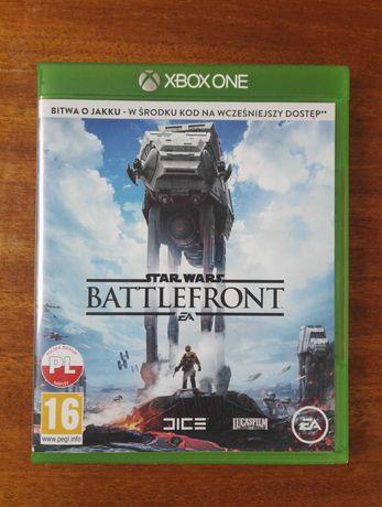Star Wars Battlefront Xbox one.